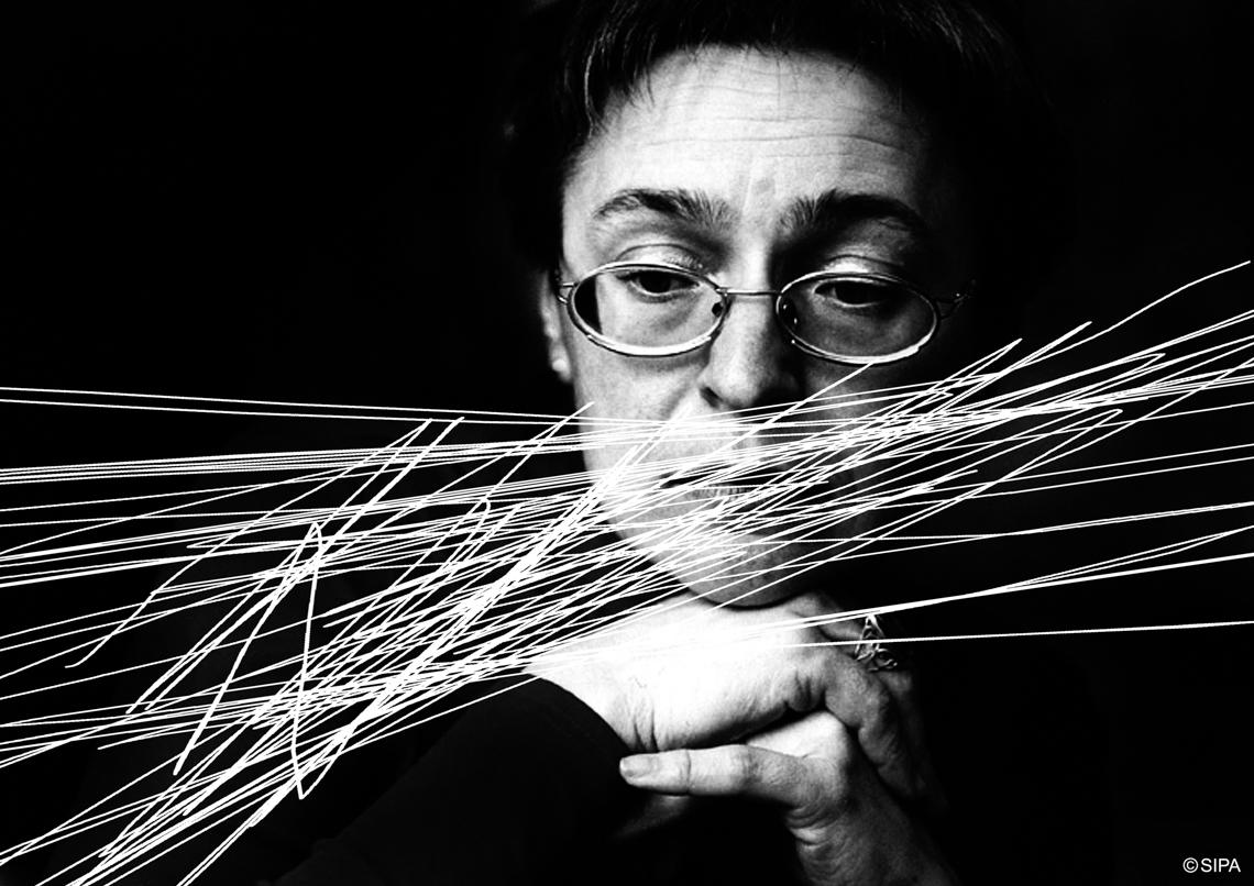 Femme non-rééducable, mémorandum théâtral sur Anna Politkovskaïa